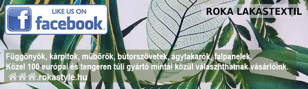 ROKA Lakástextil Facebook oldal
