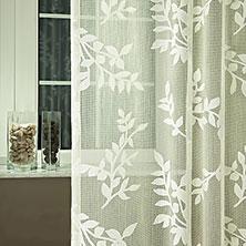 Függöny, átlátszó nylon függöny, sötétítő függöny